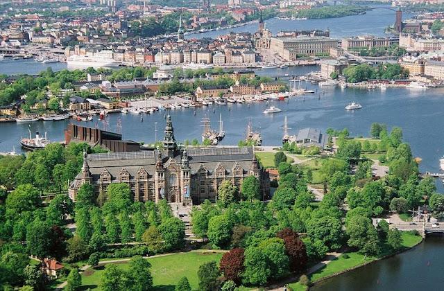 أهم خمس معالم سياحية في السويد