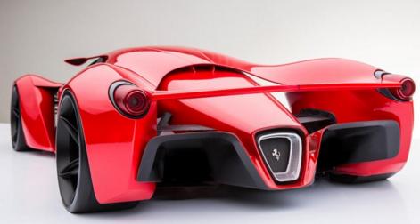 2017 Ferrari F80