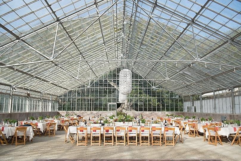 A Fun Diy Greenhouse Wedding In Santa Barbara Southern