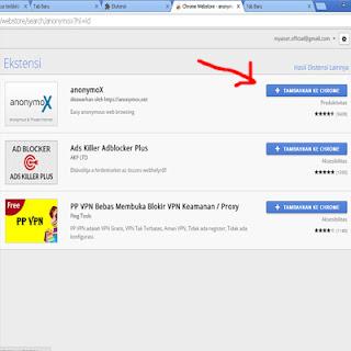 Cara Mudah Membuka Situs yang Diblokir Internet Positif (Berlaku Untuk Semua Situs)