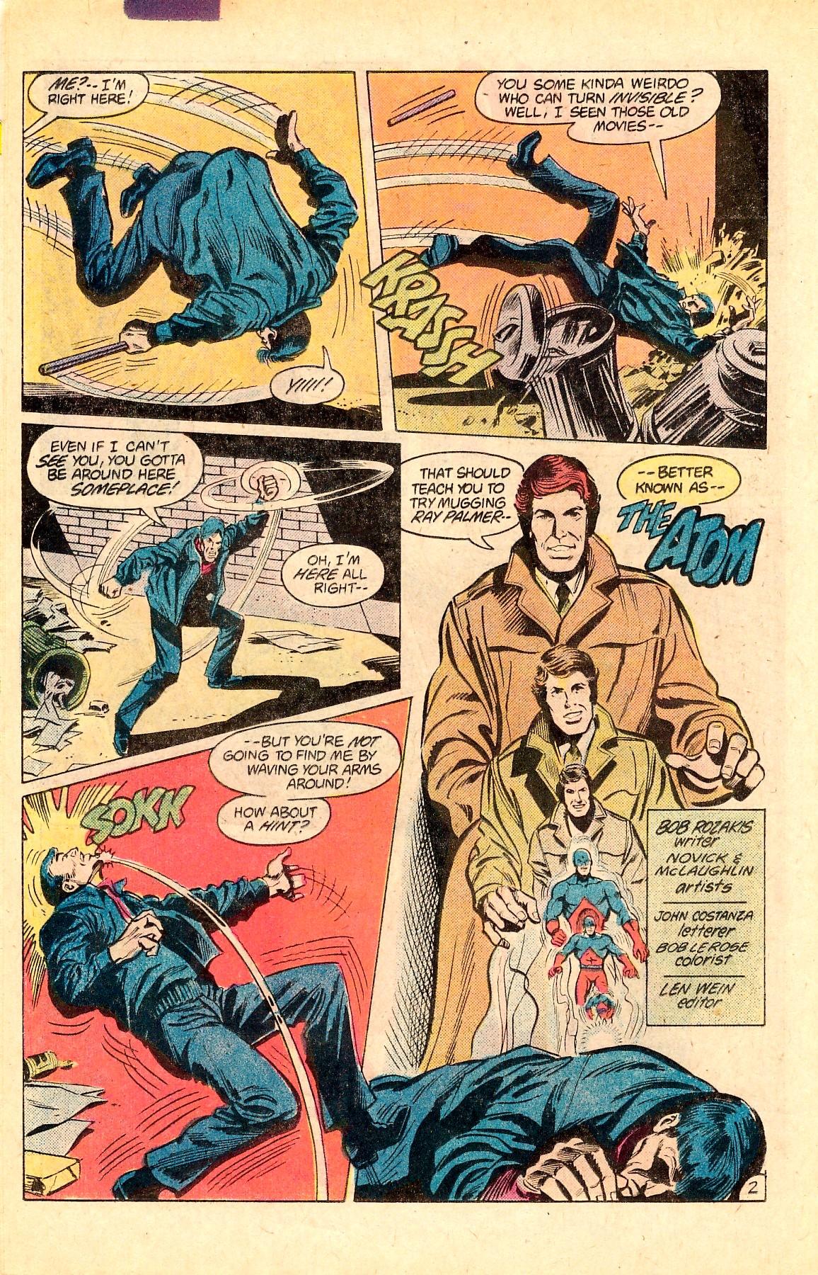 Read online World's Finest Comics comic -  Issue #283 - 22
