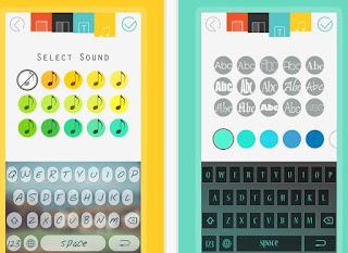 modificare la scrittura su iphone