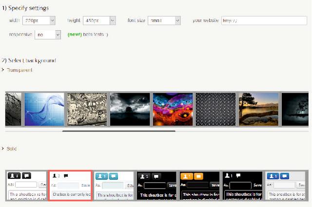 Cara Mudah Memasang Widget ChatBox(kotak Chatting) Super Ringan di Blog