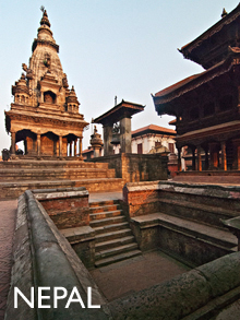 Lakad Pilipinas Nepal