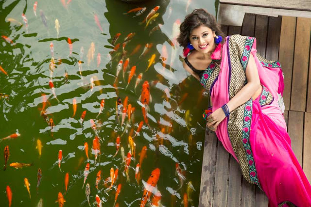 Mumtaheena Chowdhury Toya Photo Shoot