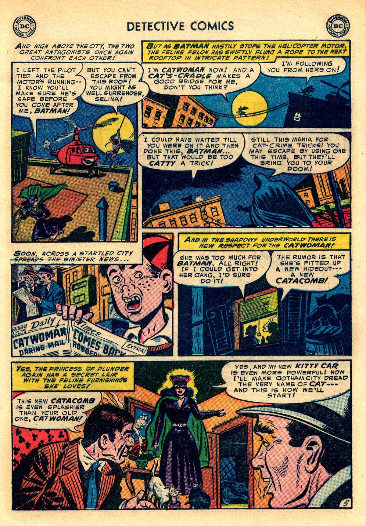 Read online Detective Comics (1937) comic -  Issue #203 - 7