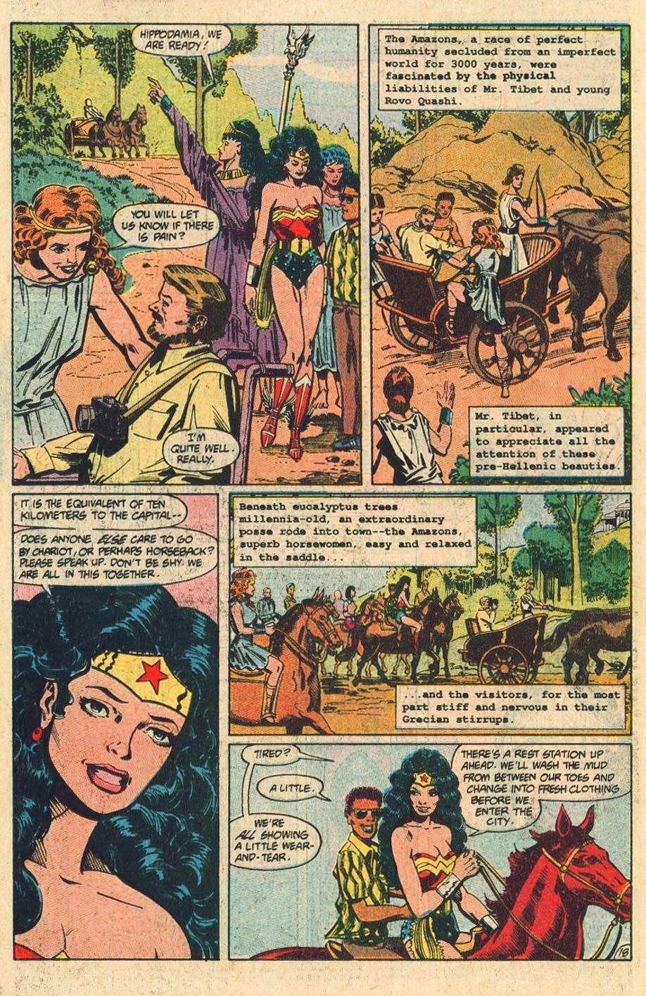 Read online Wonder Woman (1987) comic -  Issue #37 - 20