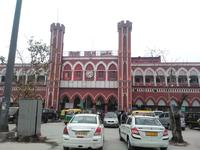 Delhi Junction Station