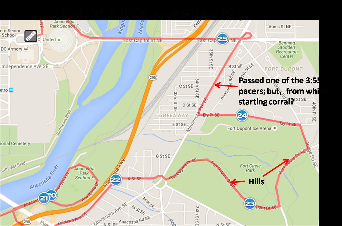 Bills Running Shoes Mental Lapse Rock N Roll Washington DC - Washington dc map by race