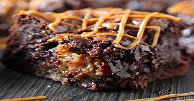 Coconut Dulce De Leche Brownies Recipe