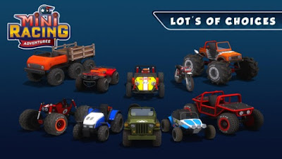 Mini Racing Adventure apk 3