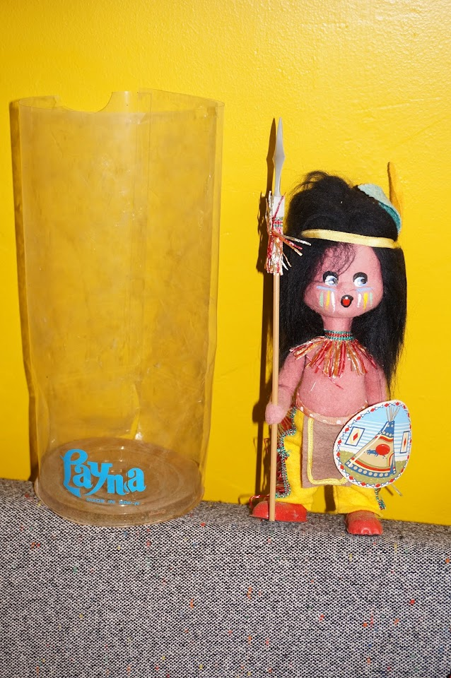 indian doll layna 1970s 70s