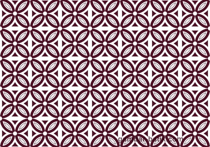 Gambar Batik Mudah - Gambar Batik