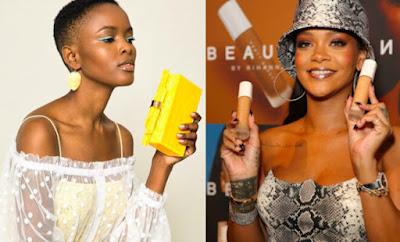 Flaviana Matata Aonekana Kwenye Tangazo Jipya la Bidhaa za Rihanna