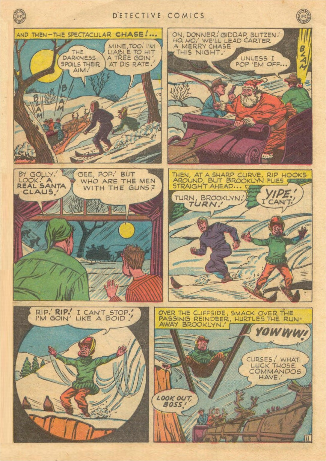 Read online Detective Comics (1937) comic -  Issue #132 - 47