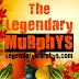The Legendary Murphys, Saturday Nov 19th, Live Music Venue, The Nutty Irishman