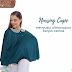 Apron Menyusui - Nursing Cape CuddleMe