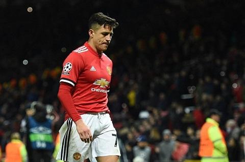 Sanchez cần tìm lại chính mình tại Old Trafford