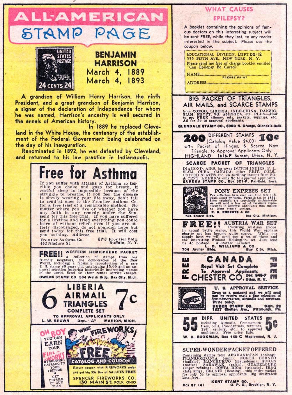 Read online All-American Comics (1939) comic -  Issue #33 - 49
