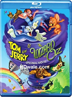 Tom and Jerry & The Wizard of Oz Full Movie Download (2011)