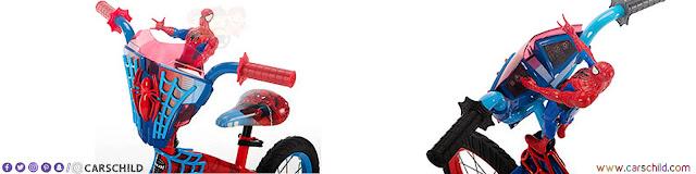 دراجات اطفال من نوع سبايدرمان