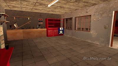 gta sa mod cleo enter doherty garage sf entrar dentro garagem salvar save