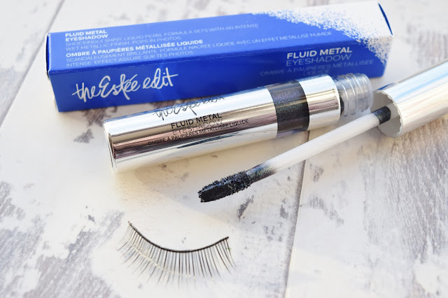 The Estee Edit Fluid Metal Eyeshadows