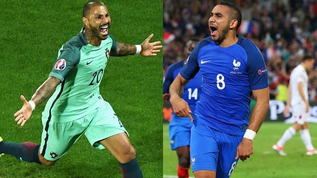 Prediksi Portugal vs Perancis, Final Euro 2016