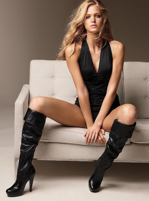 Fashion Trendsetter: Erin Heatherton (new Victoria's
