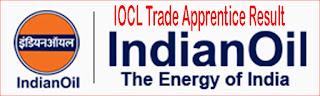 IOCL Trade Apprentice Result