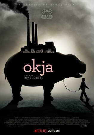Okja 2017 WEBRip 350MB Hindi Dual Audio 480p Watch Online Full Movie Download bolly4u