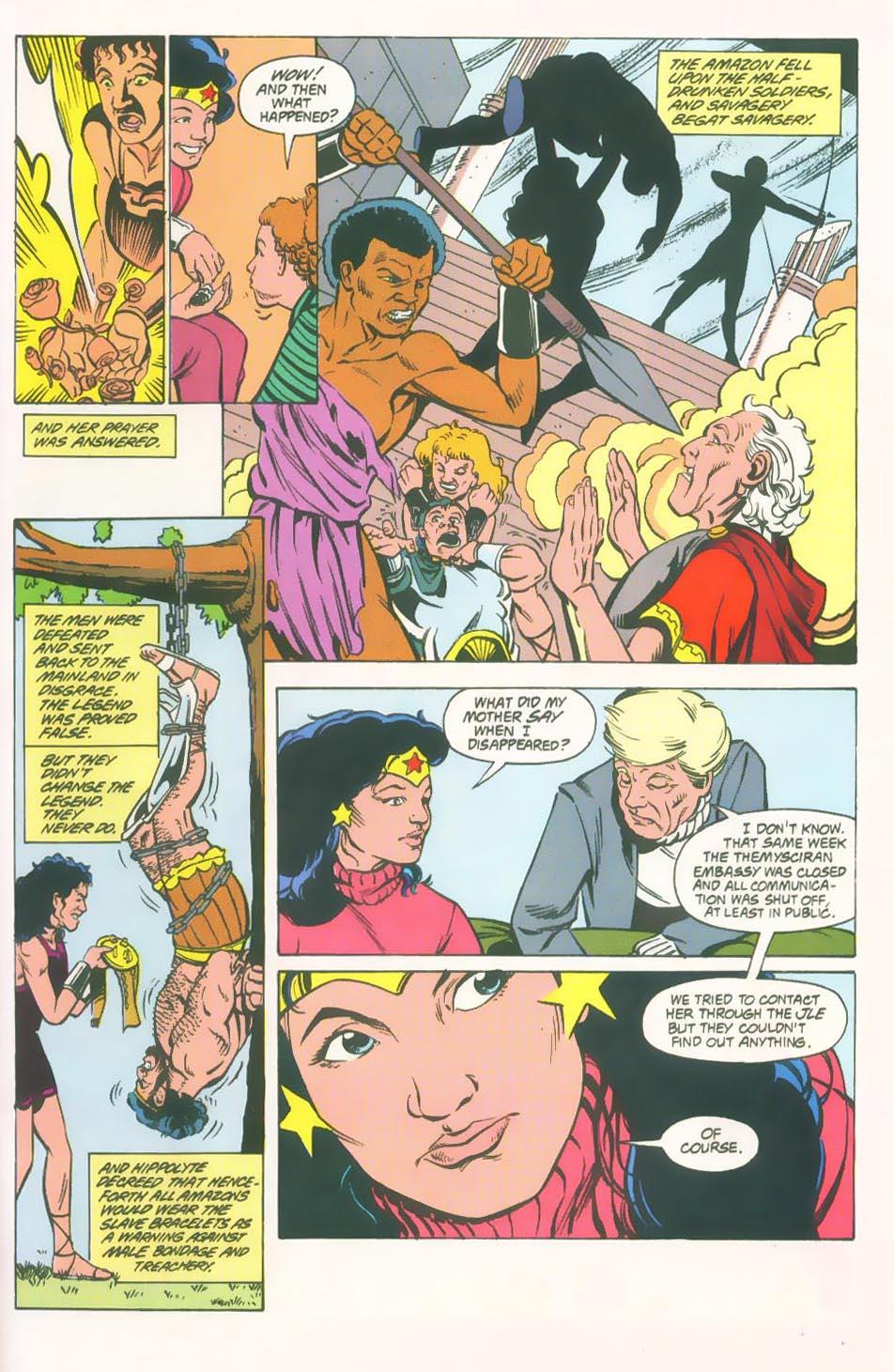 Read online Wonder Woman (1987) comic -  Issue #72 - 13