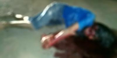 Di Waena Seorang Pria Ditemukan Tewas Bersimbah Darah