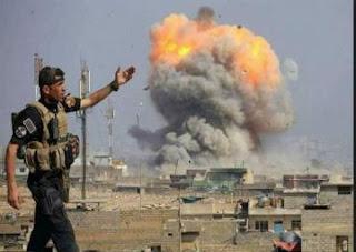 جهاز مكافحة الارهاب تؤكد ان حسم معركة الموصل اليوم او غدا على اكثر تقدير
