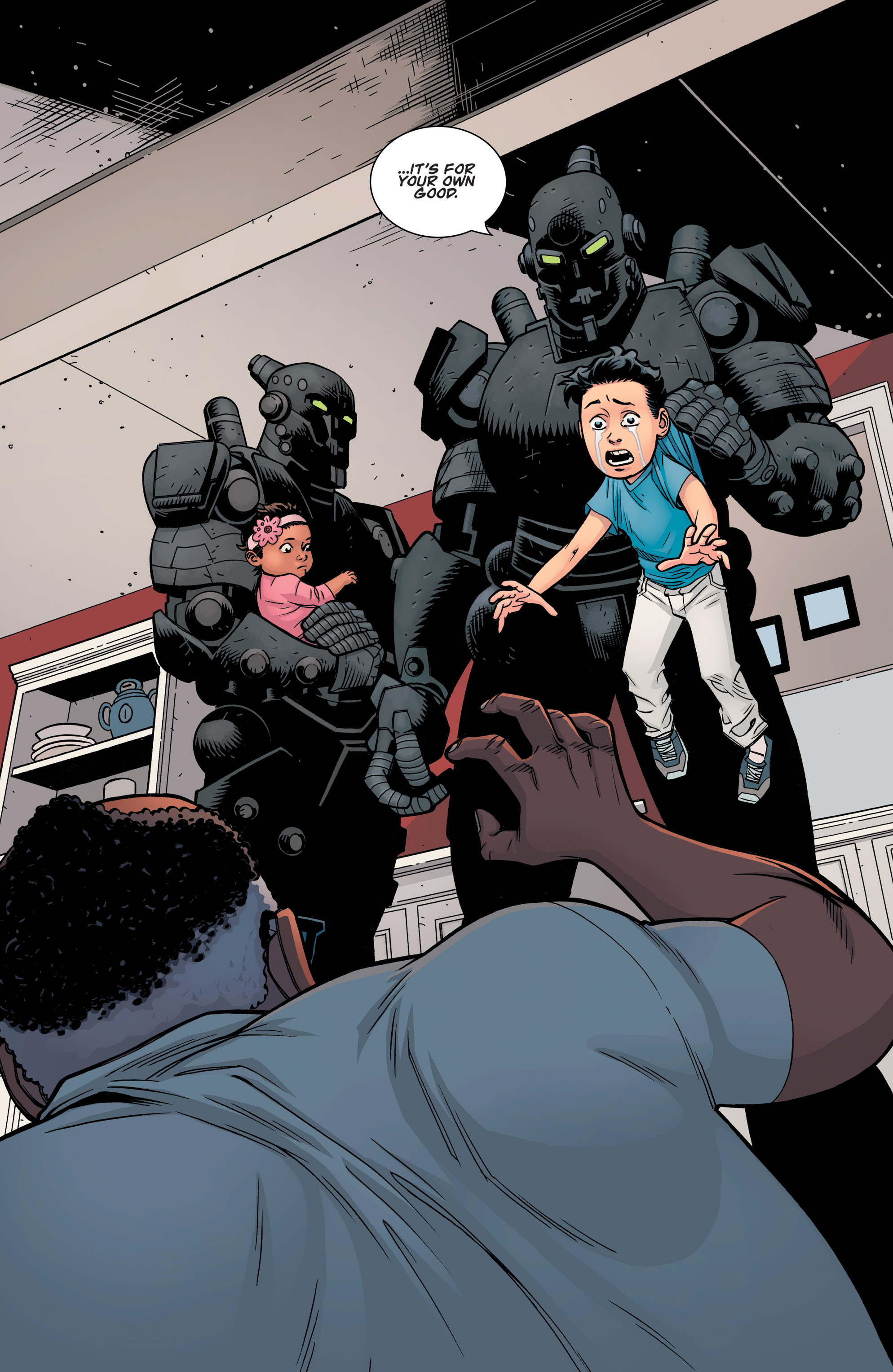 Read online Invincible comic -  Issue #137 - 21