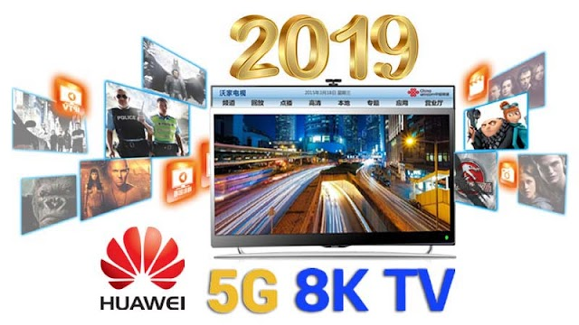 Huawei Reportedly a Plans for new 5G TV
