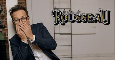 Simon Predj au Show de Rousseau