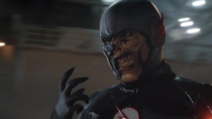 The Flash - Season 3 - Black Flash Returning