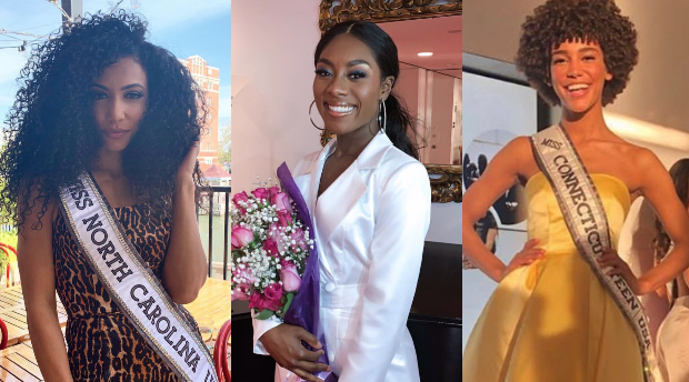 Black Women Have Been Crowned Miss USA, Miss Teen USA & Miss America For The First Time Ever