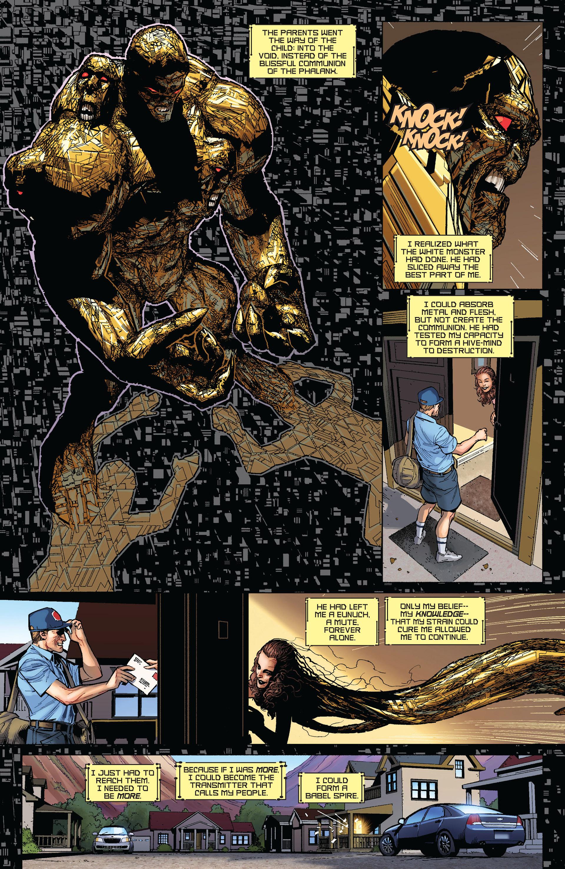 Read online Uncanny X-Men (2012) comic -  Issue #4 - 10