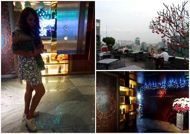 Shri Restaurant & Lounge in Saigon, Vietnam