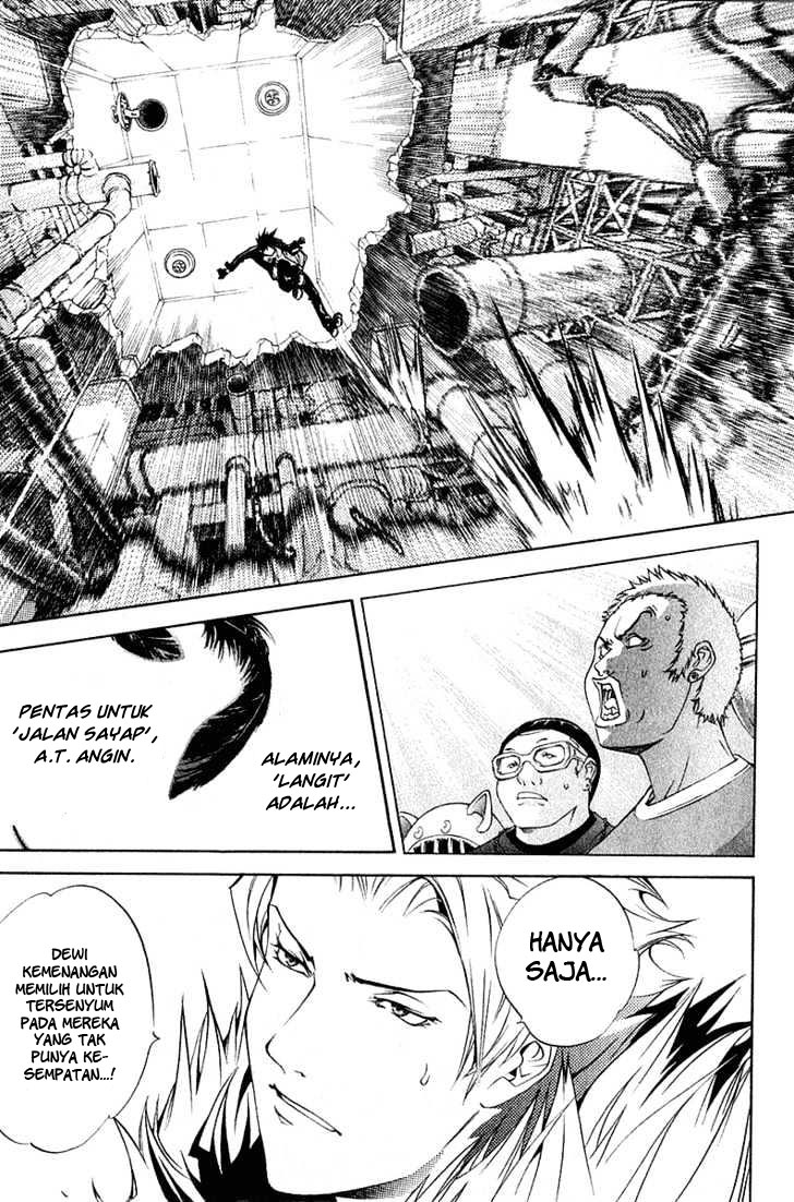 Baca Komik Air Gear Chapter 75 Komik Station
