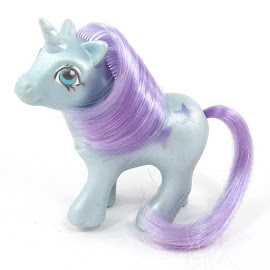My Little Pony Baby Glory Year Seven Mail Order G1 Pony