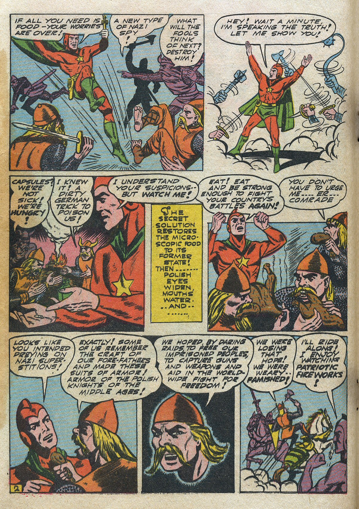 Read online All-Star Comics comic -  Issue #14 - 14