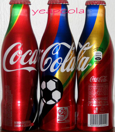 yeapcola 39 s coca cola collection coca cola aluminium bottle. Black Bedroom Furniture Sets. Home Design Ideas