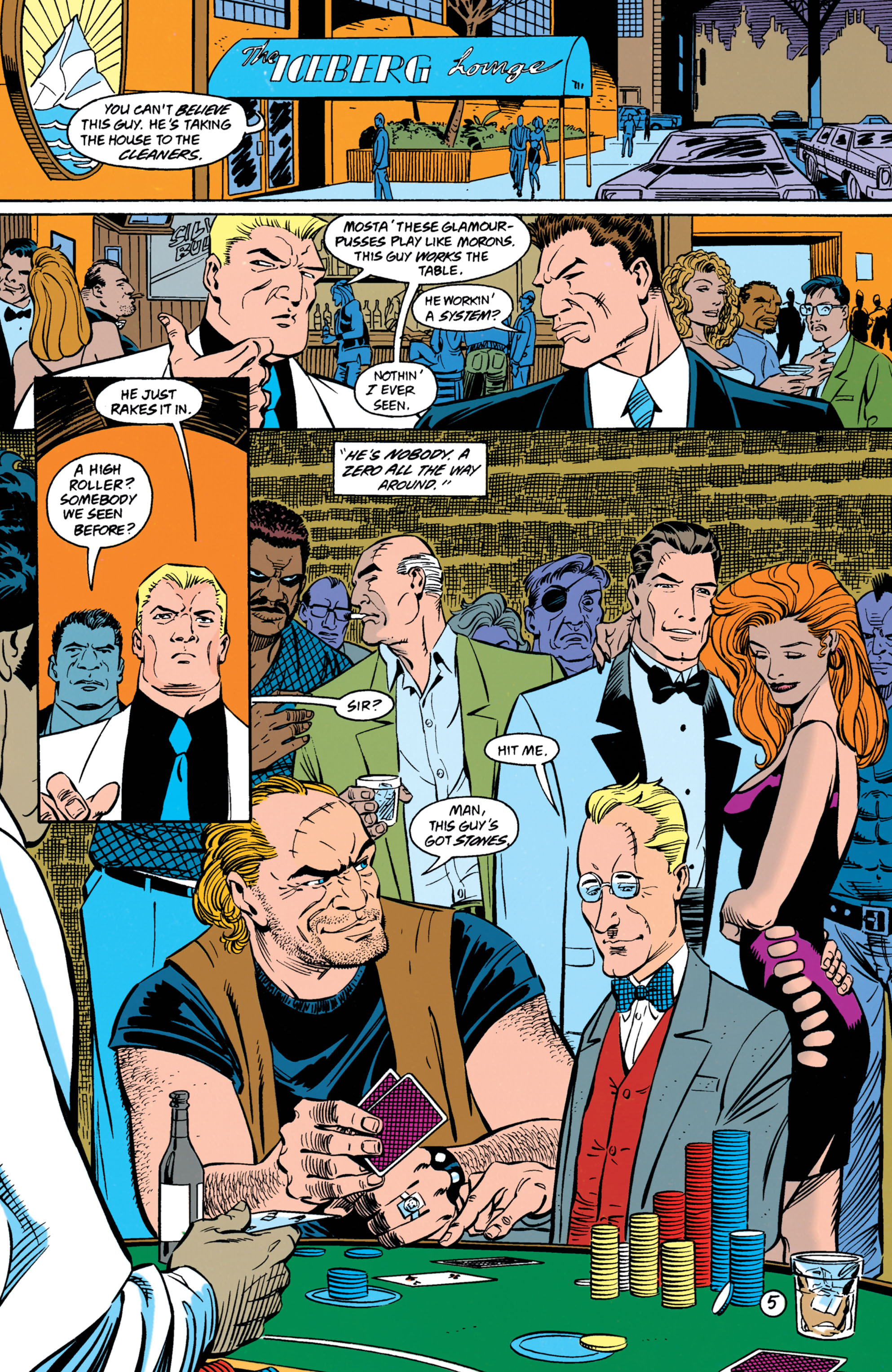 Detective Comics (1937) 683 Page 5