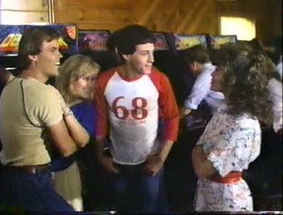 Arcades película Hollywood Hot Tubs - 1984