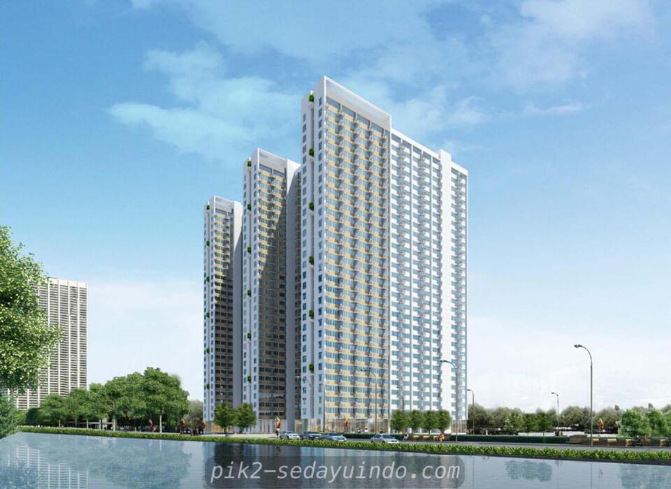 Dijual Apartemen Osaka PIK 2 Jakarta