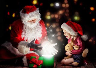 cadouri, craciun, copiii, brad, frumos