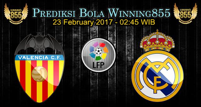 Prediksi Skor Valencia vs Real Madrid